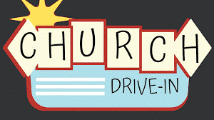 church drive-in